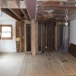 Kitchen Bathroom and Laundry Room Remodel In Progress 2015-01-15 (7)