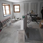 Kitchen Bathroom and Laundry Room Remodel In Progress 3-9-2015 (5)-Design Build Planners
