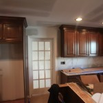 Kitchen, Bathroom, and Laundry Room Remodel in Red Bank NJ In Progress 4-2-2015 (3)