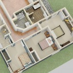 Overview of an Accessible Bedroom and Bathroom Addition (2)-Design Build Planners
