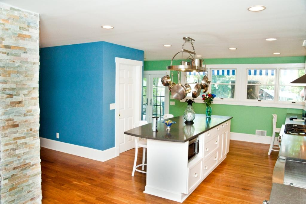 Painting an Accent Wall for Your NJ Home   Toms River, NJ ...