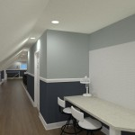 Computer Aided Design of an Attic in Totowa NJ (7)-Design Build Planners
