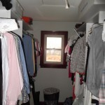 Existing Closet Area