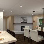Kitchen Remodeling in Warren NJ Round to Rectangle (2)-Design Build Planners