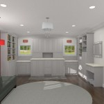 Laundy Room Design Options Plan 1 (1)-Design Build Planners