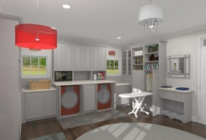 Pet Station in Your Mudroom (3)-Design Build Planners
