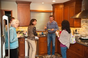 Preparing a Super Bowl Party in Your Home (2)-Design Build Planners