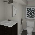 CAD of Bathroom Plan 2 Basement Finishing Options in Warren (1)-Design Build Planners (1)