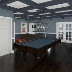 CAD of a Basement in Millstone NJ (1)-Design Build Planners