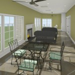 CAD of a Sunroom in Millstone NJ (1)-Design Build Planners