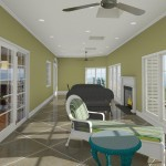 CAD of a Sunroom in Millstone NJ (2)-Design Build Planners