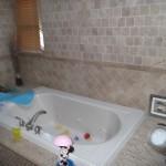 Existing Bathroom Tub Area