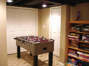Game Room Accessories (4)-Design Build Planners