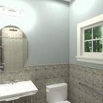 Kitchen and Bathroom Remodel in Spring Lake NJ Plan 2 (2)-Design Build Planners