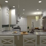 Kitchen and Bathroom Remodel in Spring Lake NJ Plan 2 (4)-Design Build Planners