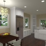 Kitchen and Bathroom Remodel in Spring Lake NJ Plan 2 (5)-Design Build Planners