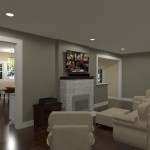 Kitchen and Bathroom Remodel in Spring Lake NJ Plan 2 (9)-Design Build Planners