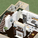 Kitchen and Bathroom  Remodel in Spring Lake NJ Plan 3 (1)-Design Build Planners