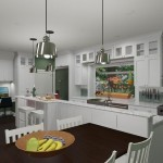 Kitchen and Bathroom  Remodel in Spring Lake NJ Plan 3 (10)-Design Build Planners