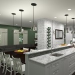 Kitchen and Bathroom  Remodel in Spring Lake NJ Plan 3 (15)-Design Build Planners