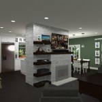 Kitchen and Bathroom  Remodel in Spring Lake NJ Plan 3 (16)-Design Build Planners