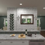 Kitchen and Bathroom in Spring Lake NJ Plan 1 (6)-Design Build Planners