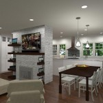 Kitchen and Bathroom in Spring Lake NJ Plan 1 (9)-Design Build Planners