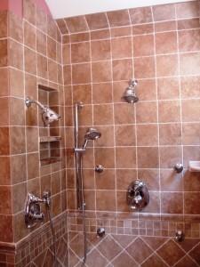 bathroom shower body sprays ~ Design Build Planners