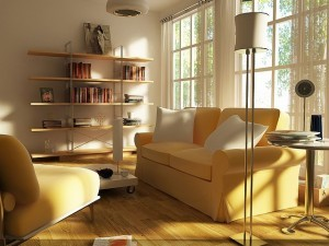 6 Clever Ideas for Small Living Rooms (1)-Design Build Planners