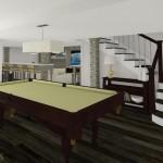 Basement Design Options in Monroe NJ Plan 3 (7)-Design Build Planners