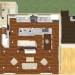 Dollhouse Overview of a Kitchen and Bathroom Remodel in Spring Lake, NJ (1)-Design Build Planners