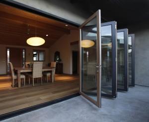 Folding patio doors - Design Build Planners (1)