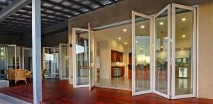 Folding patio doors - Design Build Planners (2)