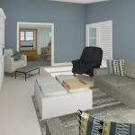 Great Room Addition in Monmouth County Plan 1 (1)-Design Build Planners