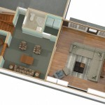 Great Room Addition in Monmouth County Plan 2 (2)-Design Build Planners