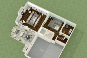 Great Room Addition in Monmouth County Plan 3 (1)-Design Build Planners