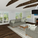 Great Room Addition in Monmouth County Plan 3 (5)-Design Build Planners