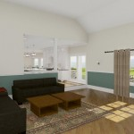 Kitchen Remodel and More in Whitehouse Station NJ Plan 1 (1)-Design Build Planners