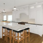 Kitchen Remodel and More in Whitehouse Station NJ Plan 1 (5)-Design Build Planners