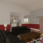 Kitchen Remodel and More in Whitehouse Station NJ Plan 2 (4)-Design Build Planners