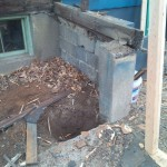 Kitchen Remodel in Rutherford In Progress 3-20-2015 (1)