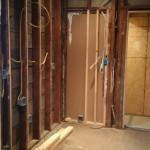 Kitchen Remodel in Rutherford In Progress 4-02-2015 (2)