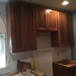 Kitchen Remodel in Rutherford In Progress 5-7-2015 (4)
