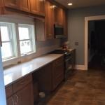 Kitchen Remodel in Rutherford In Progress 6-8-15 (1)
