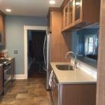 Kitchen Remodel in Rutherford In Progress 6-8-15 (2)