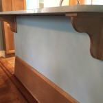 Kitchen Remodel in Rutherford In Progress 6-8-15 (3)