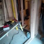Kitchen Remodel in Rutherford In Progress PIX 3-24-2015 (2)