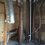 Kitchen Remodel in Rutherford In Progress PIX 3-24-2015 (8)