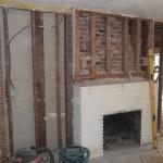 Kitchen and Bathroom Remodel in Spring Lake In Progress 4-21-2015 (3)