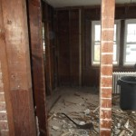 Kitchen and Bathroom Remodel in Spring Lake In Progress 4-21-2015 (4)